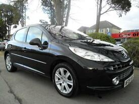 PEUGEOT 207 1.6 HDI 90 SE PREMIUM COMPLETE WITH M.O.T HPI CLEAR INC WARRANTY