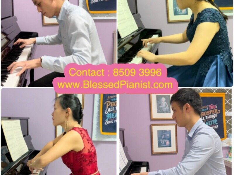 Piano Lessons for Adults near Orchard area / Piano Teacher Orchard Singapore