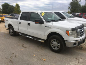 2009 Ford F-150 SuperCrew XLT Pickup Truck