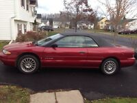 1996 Sebring coverable