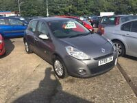 Renault Clio iMusic Edition ***Ideal First Car***