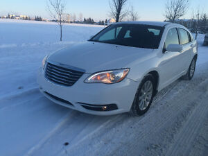 2013 Chrysler 200 Touring Heated Seats Remote Start