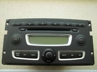 SMART FORTWO FOR TWO 6 CD DISC MP3 CHANGER RADIO A4518203779