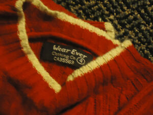 Boys Size 4 Sweater Knit By Wear Ever Clothing Co. Kingston Kingston Area image 3