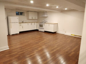 Newly renovated 2 Bedroom basement In-law suite