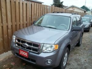 2008 Ford Escape SUV SUV, Crossover