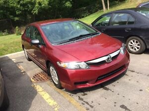 Honda civic 2009 **A1 A/C**