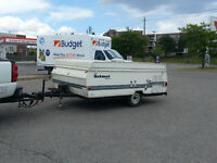 1996 Rockwood pop up tent trailer