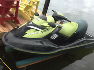 2005 Seadoo RXT1500 Supercharged with Trailer