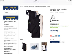 Housse protectrice Chimparoo Polaroo