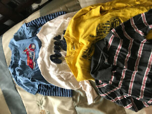Boys size 4t spring/summer clothes