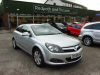 2010 Vauxhall Astra 1.8 DESIGN 3d 140 BHP Hatchback Petrol Manual