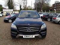 Mercedes-Benz ML250 2.1CDI ( 204bhp ) 4X4 7G-Tronic Plus 2014.5MY ML250 BlueTec