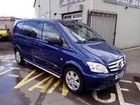 Mercedes-Benz VITO 116 CDI DUALINER CREWCAB 6 SEAT
