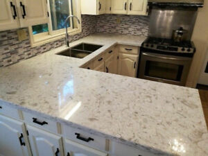 Quartz & Granite Countertops +Free Estimation Jenny 416-666-9866