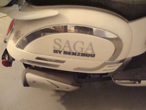 Saga scooters for sale