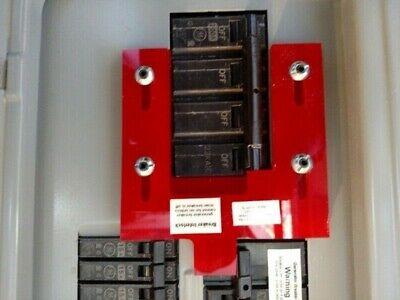 Generator Breaker Panel (GE-1 Generator Interlock Kit for General Electric Breaker Panel)