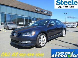 2015 Volkswagen Passat Highline Diesel Sunroof leather loaded! L