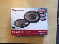 Pioneer speakers and new adaptors