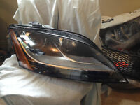 audi tt 2008-2014 phare lumiere headlamp headlight lamp light oe