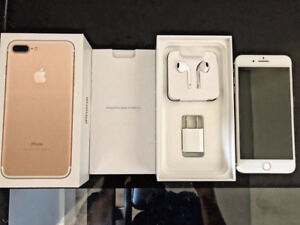 iPhone 7 Plus 128 GB - Gold (Like New) - UNLOCKED