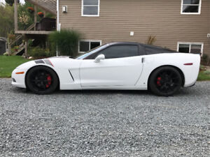 2006 C6R Corvette Coupe