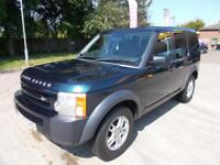 Land Rover Discovery 3 2.7TD V6 2007MY GS