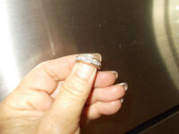 Beautiful Diamond Ring with Appraisal Certificate