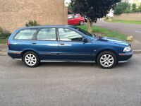 1999 Volvo v40 1.6 failed mot. Could be cheap fix
