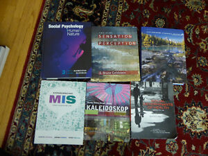 Numerous University Textbooks (pick one or all).