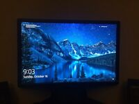 Dell ultrasharp u2412m 24 inch monitor, gaming monitor WITH OFFICIAL SPEAKER