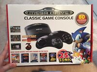 Sega megadrive mini classic retro console