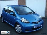 2010 (10) Toyota Aygo 1.0 Blue 5 Door // £20 Road Tax //
