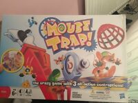 Mouse trap board game brand new sealed