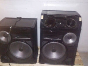 Stereo Unit for Sale