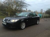 Saab 93 facelift fully loaded satnav cream leather 6 speed