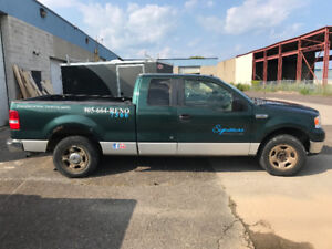 07 F150 5.4 extended cab