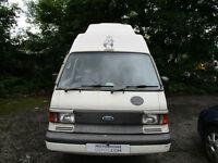 1992 Ford Econovan 2 Berth Camper van For Sale Ref 11212