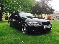 BMW 325d M sport auto 2dr coupe