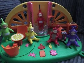 Teletubbies play dome