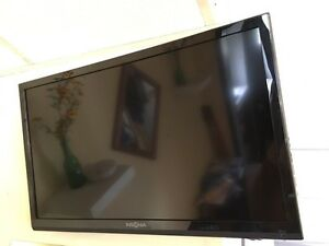 "24"" TV with Built-in DVD Player"