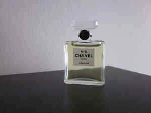 Authentic CHANEL No 5 PARFUM 7.5ml Pure Perfume/Parfum
