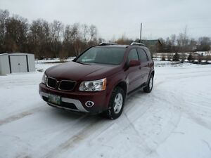 2008 Pontiac Torrent Sport package SUV, Crossover