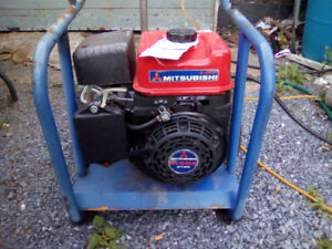 6-HP GAS MITSUBISHI POWER WASHER FOR TROLLING MOTOR EVEN TRADE