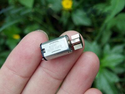 2pcs Dc1.5v-3v M20 Micro Vibrating Vibrator Vibration Motor With Eccentric Wheel
