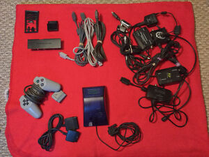 Sony Playstation PS1 and PS2 Items