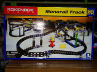 Rokenbok Systems-Monorail Track