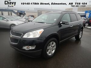2012 Chevrolet Traverse 1LT   Air Conditioning
