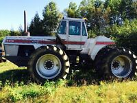 Tracteur White 4-270