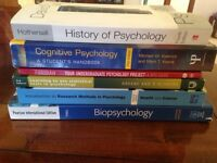 Psychology Degree Level Essential Reading Books
